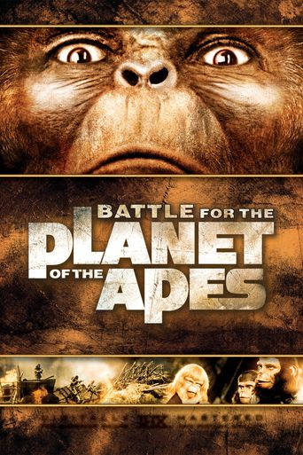 Watch Battle for the Planet of the Apes