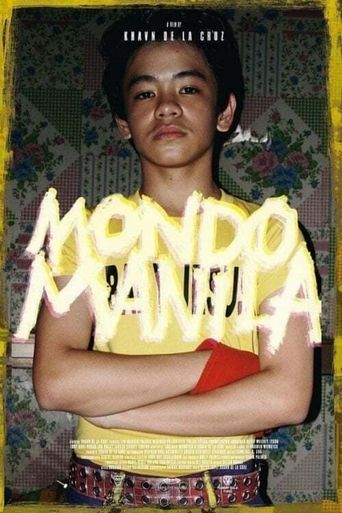 Mondomanila, or: How I Fixed My Hair After a Rather Long Journey Poster