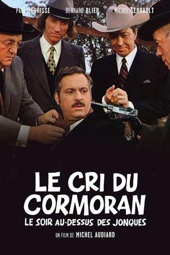 Le Cri du cormoran, le soir au-dessus des jonques Poster