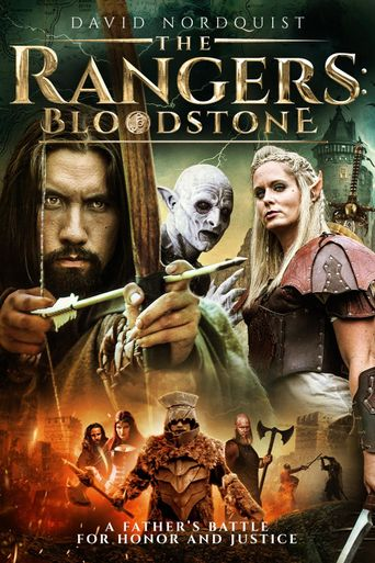 The Rangers: Bloodstone Poster