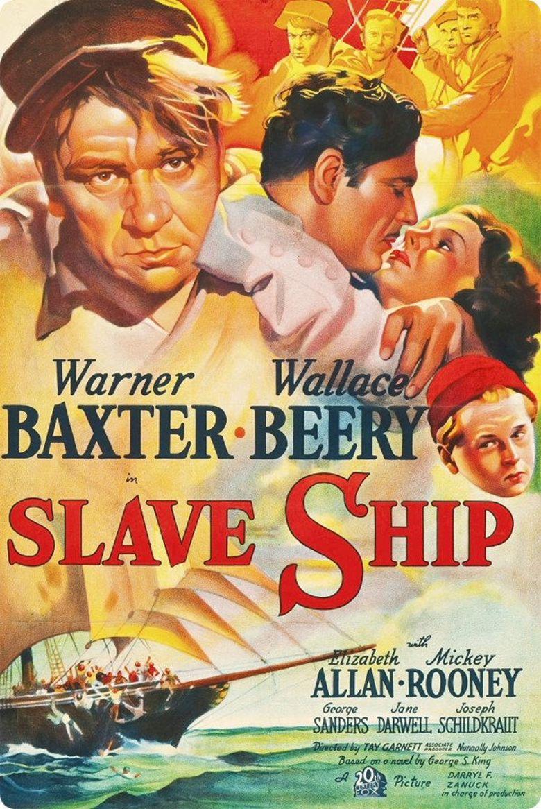 Slave Ship Poster