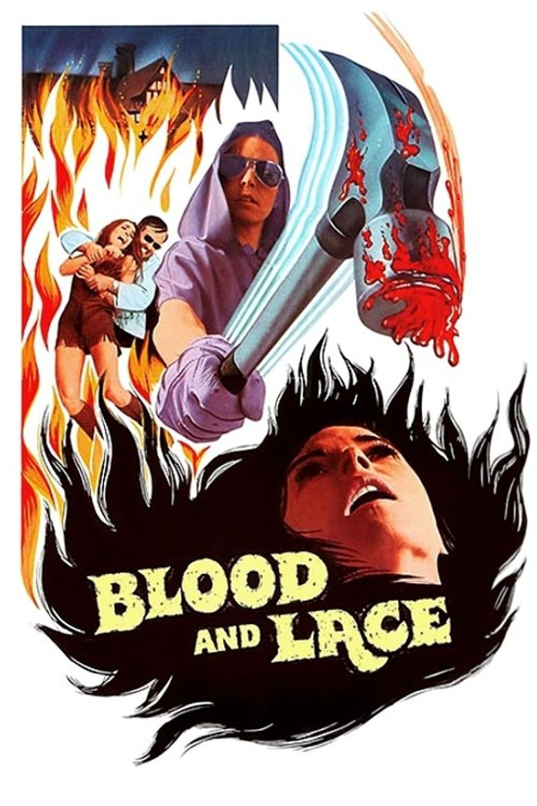 Blood and Lace Poster