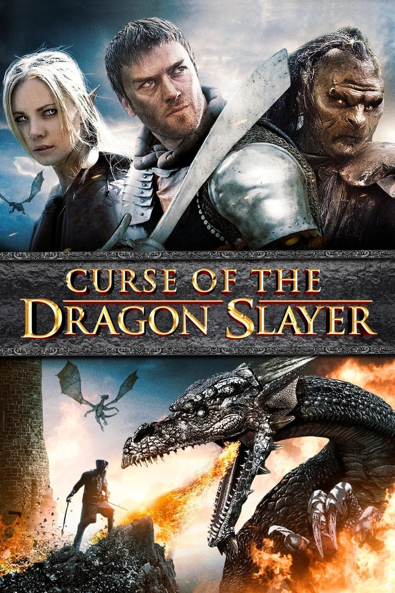 Curse of the Dragon Slayer Poster