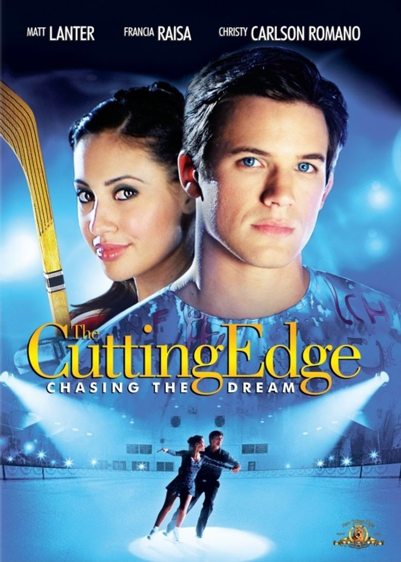 The Cutting Edge: Chasing the Dream Poster