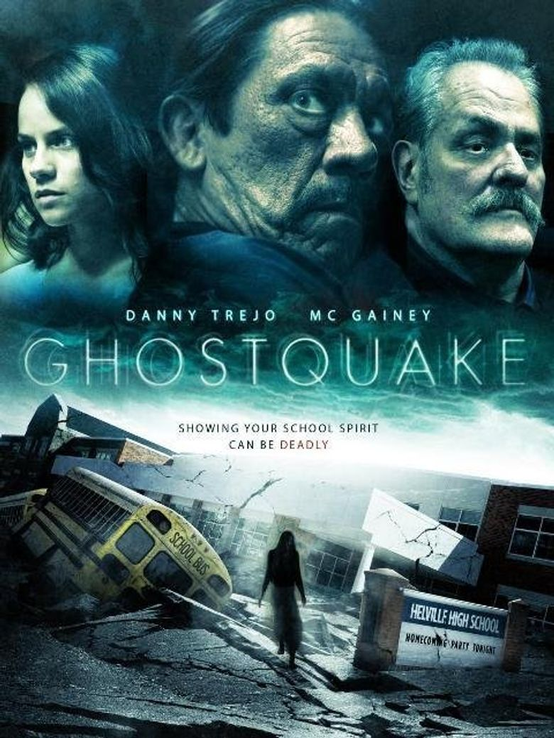 Ghostquake Poster