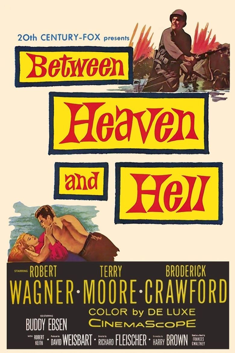 Between Heaven and Hell Poster