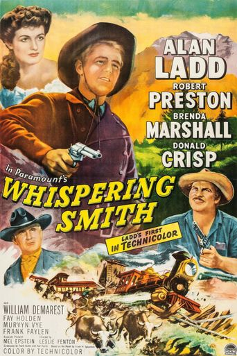 Whispering Smith Poster
