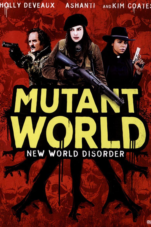 Mutant World Poster