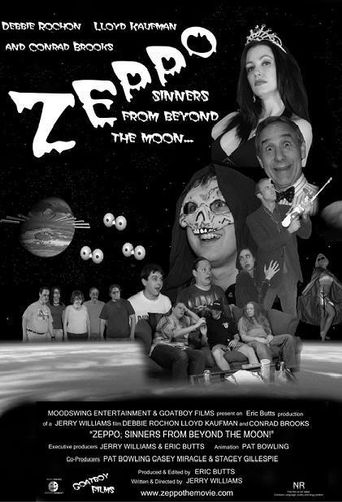 Zeppo: Sinners from Beyond the Moon! Poster