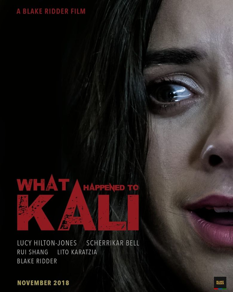 What Happened to Kali Poster