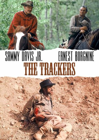 The Trackers Poster
