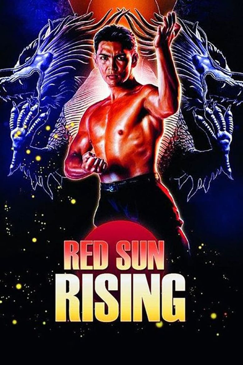 Red Sun Rising Poster