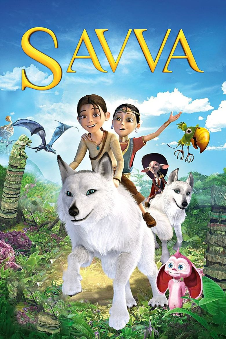 Savva. Heart of the Warrior Poster