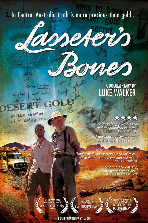 Lasseter's Bones Poster