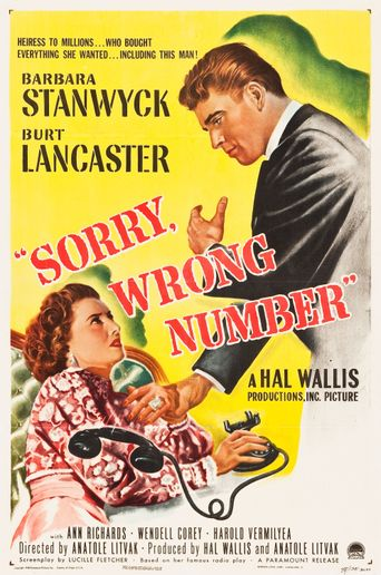 Watch Sorry, Wrong Number