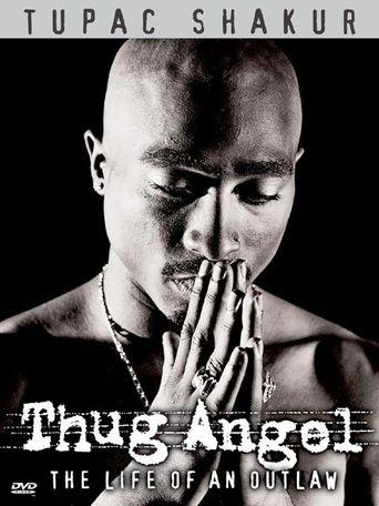 Tupac Shakur: Thug Angel Poster