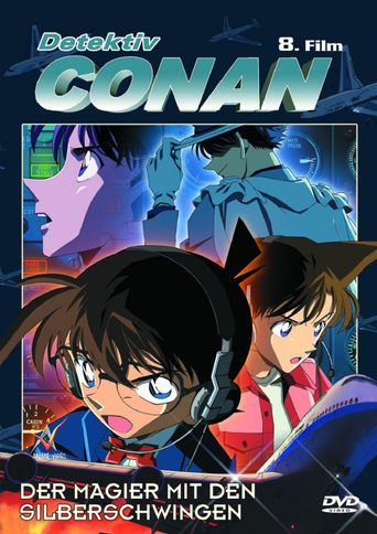 Detective Conan: Magician of the Silver Key Poster