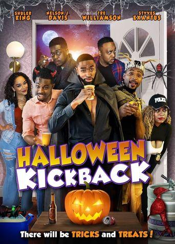 Halloween Kickback Poster