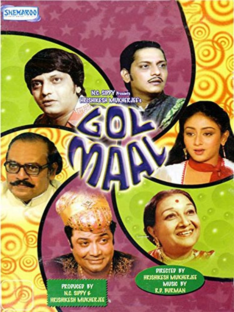 Gol Maal Poster