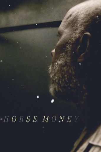 Horse Money Poster