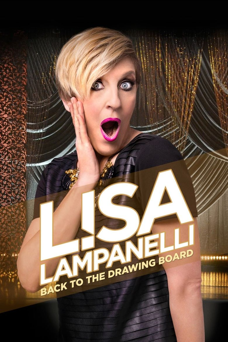 Lisa Lampanelli: Back to the Drawing Board Poster
