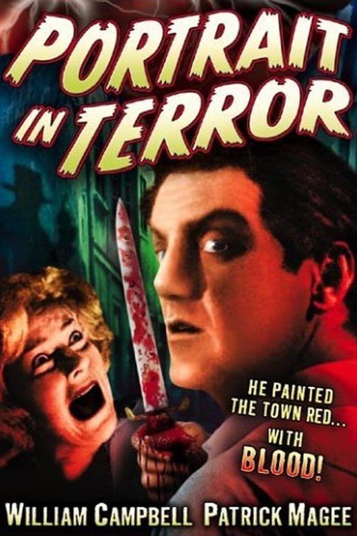 Portrait in Terror Poster