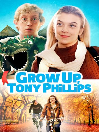 Grow Up, Tony Phillips Poster