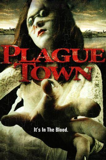 Plague Town Poster