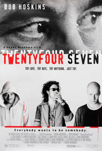 24 7: Twenty Four Seven Poster