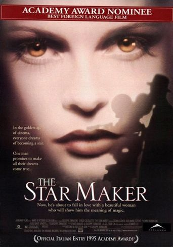The Star Maker Poster