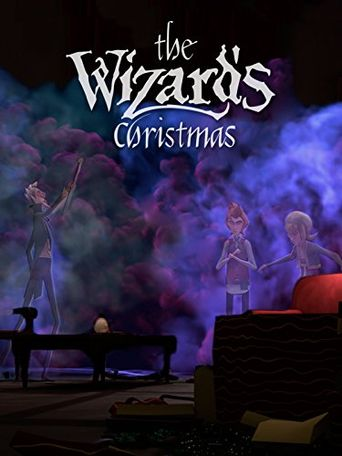 The Wizard's Christmas Poster