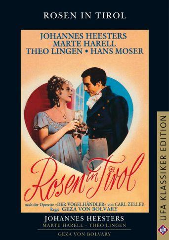 Rosen in Tirol Poster
