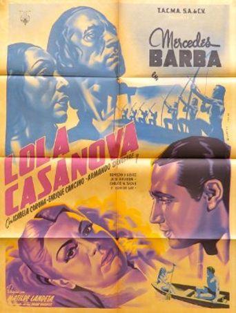 Lola Casanova Poster