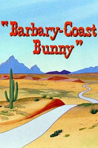 Barbary Coast Bunny Poster