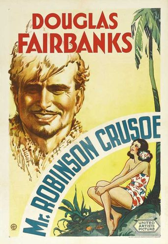 Mr. Robinson Crusoe Poster