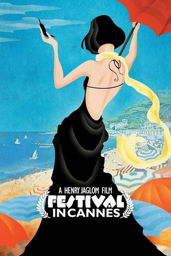 Festival in Cannes Poster