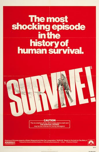 Survive! Poster