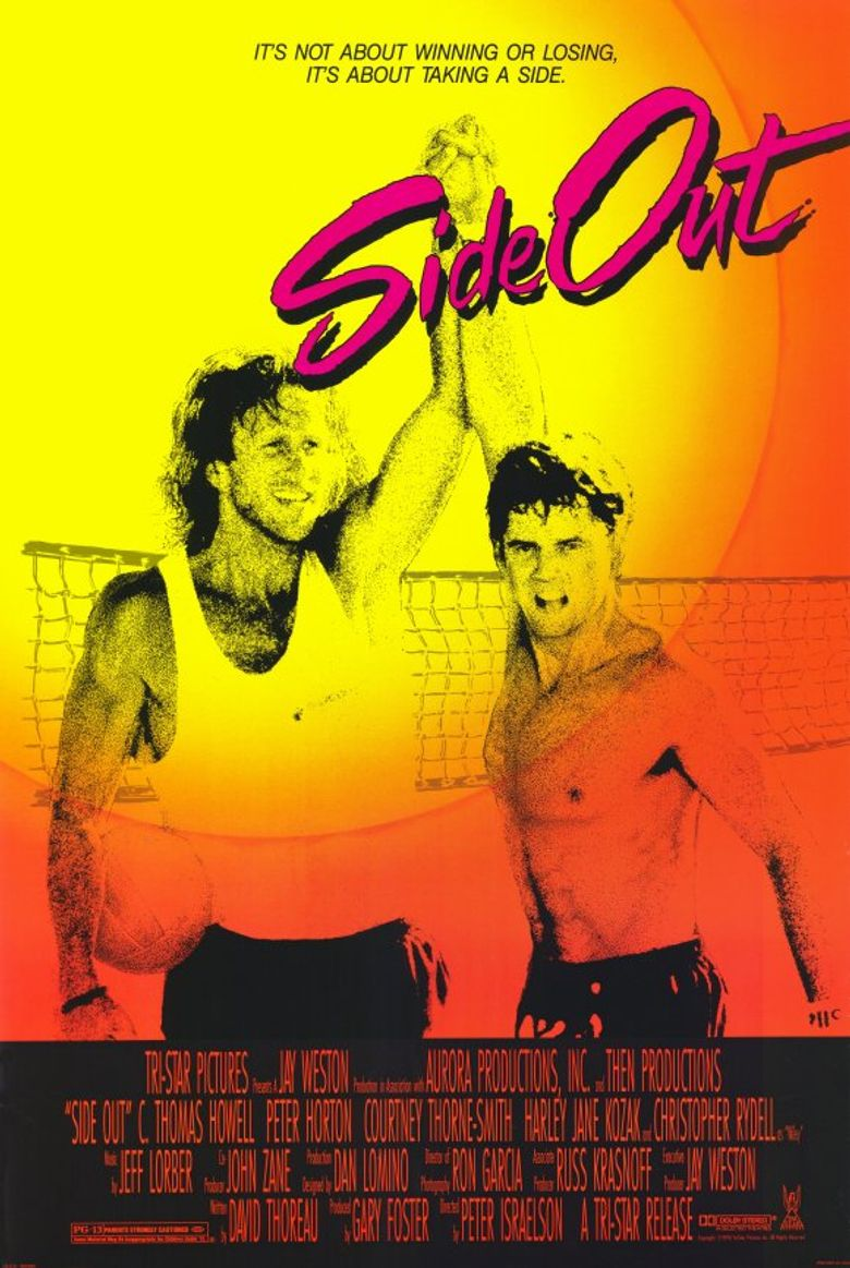 Side Out Poster