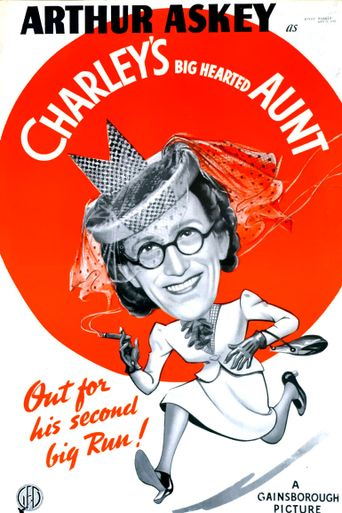 Charley's (Big-Hearted) Aunt Poster