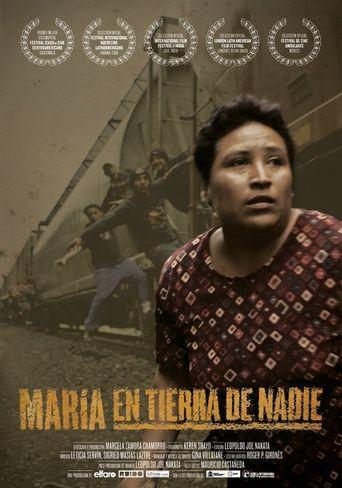 María in No Man's Land Poster