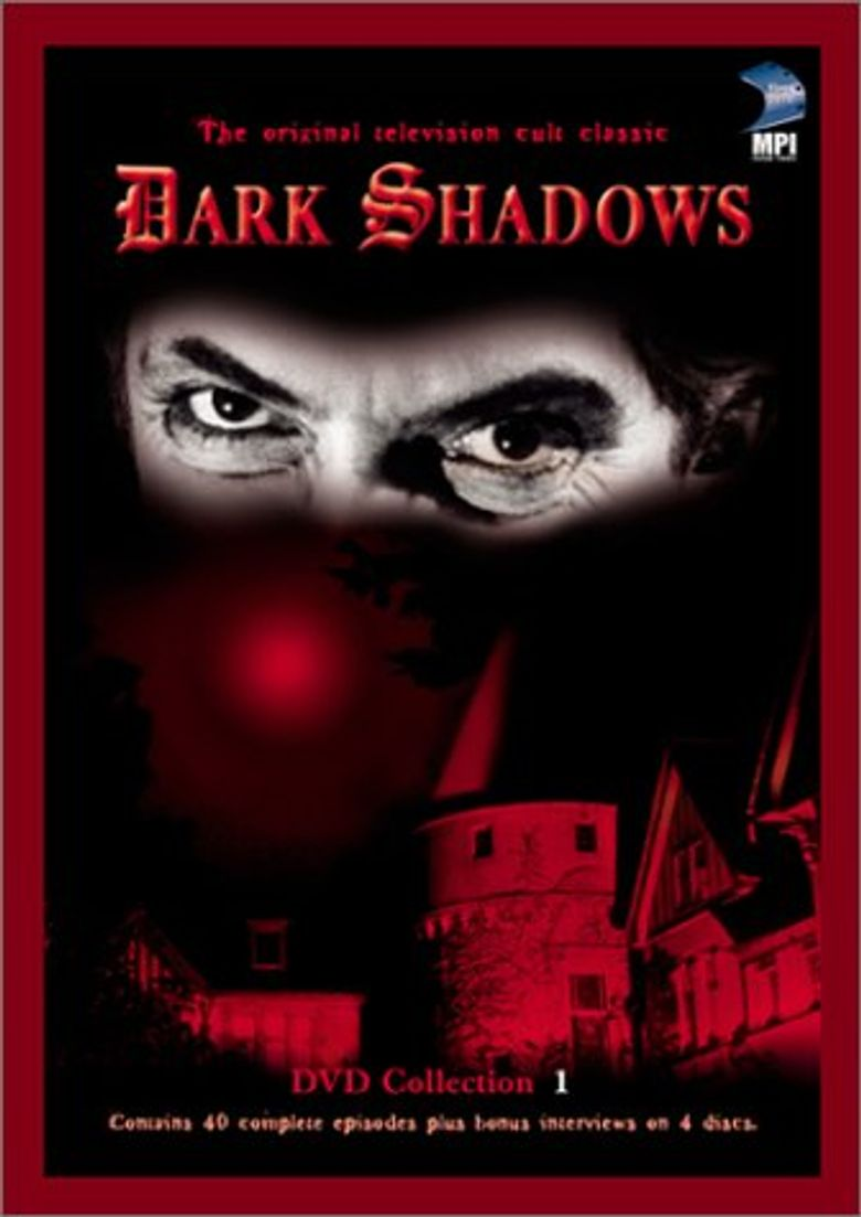 Dark Shadows: The Haunting of Collinwood Poster