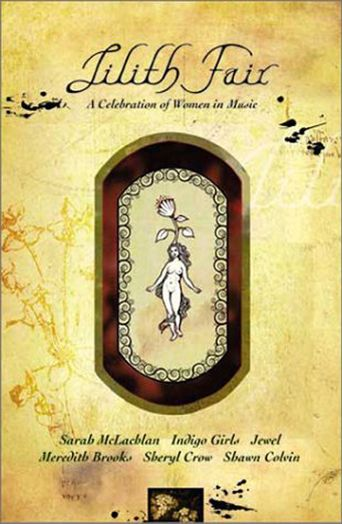 Lilith Fair: A Celebration of Women in Music Poster
