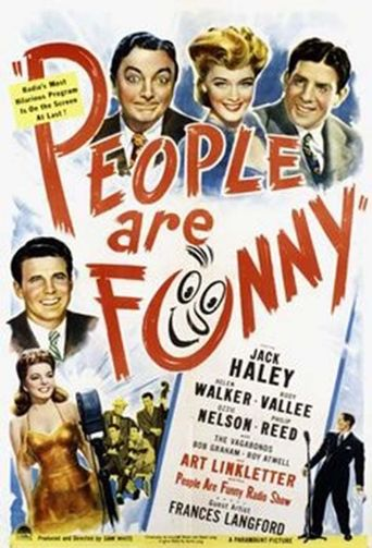 People Are Funny Poster