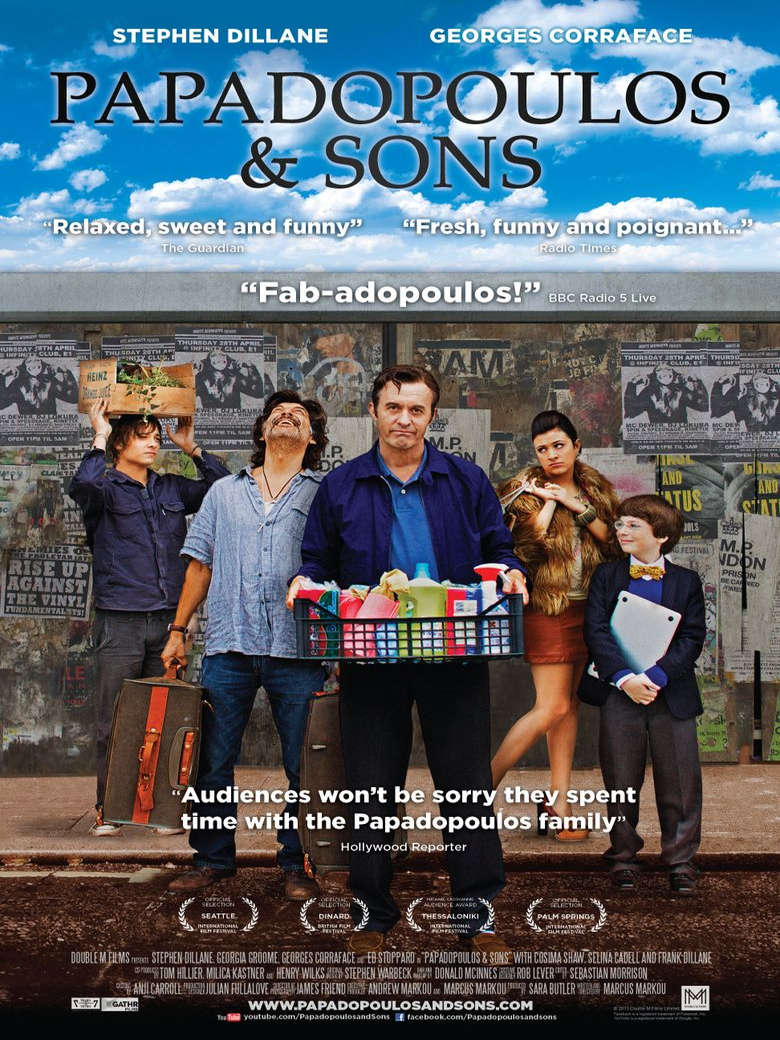 Papadopoulos & Sons Poster