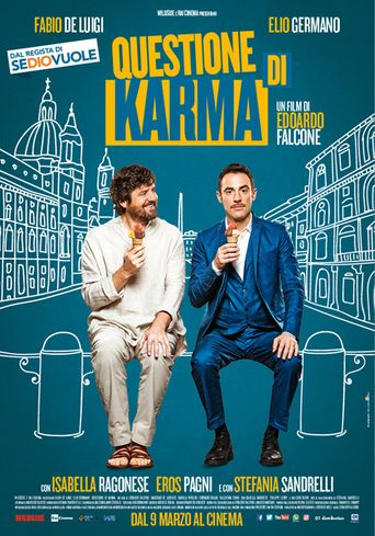It's All About Karma Poster