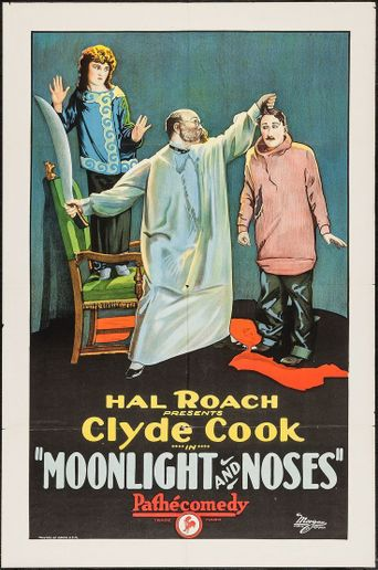 Moonlight and Noses Poster
