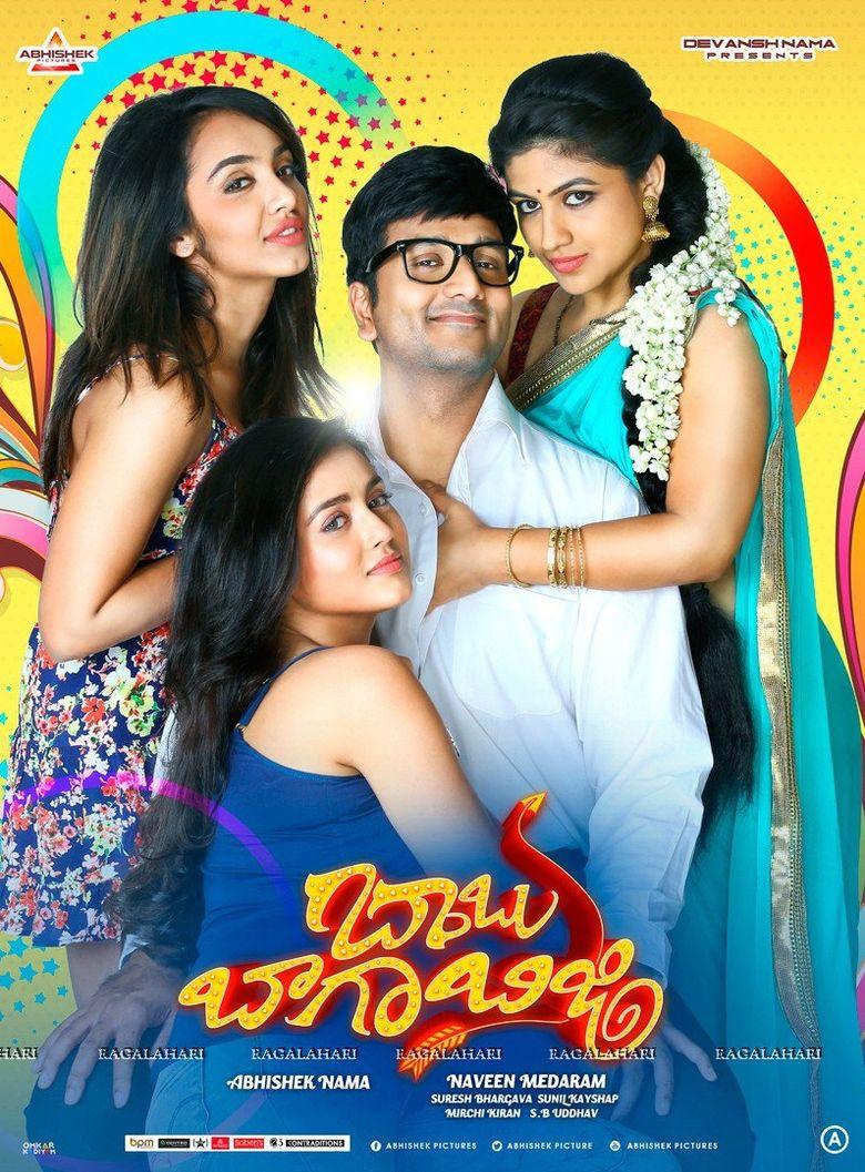 Babu Baga Busy Poster