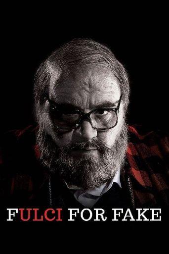 Fulci for Fake Poster