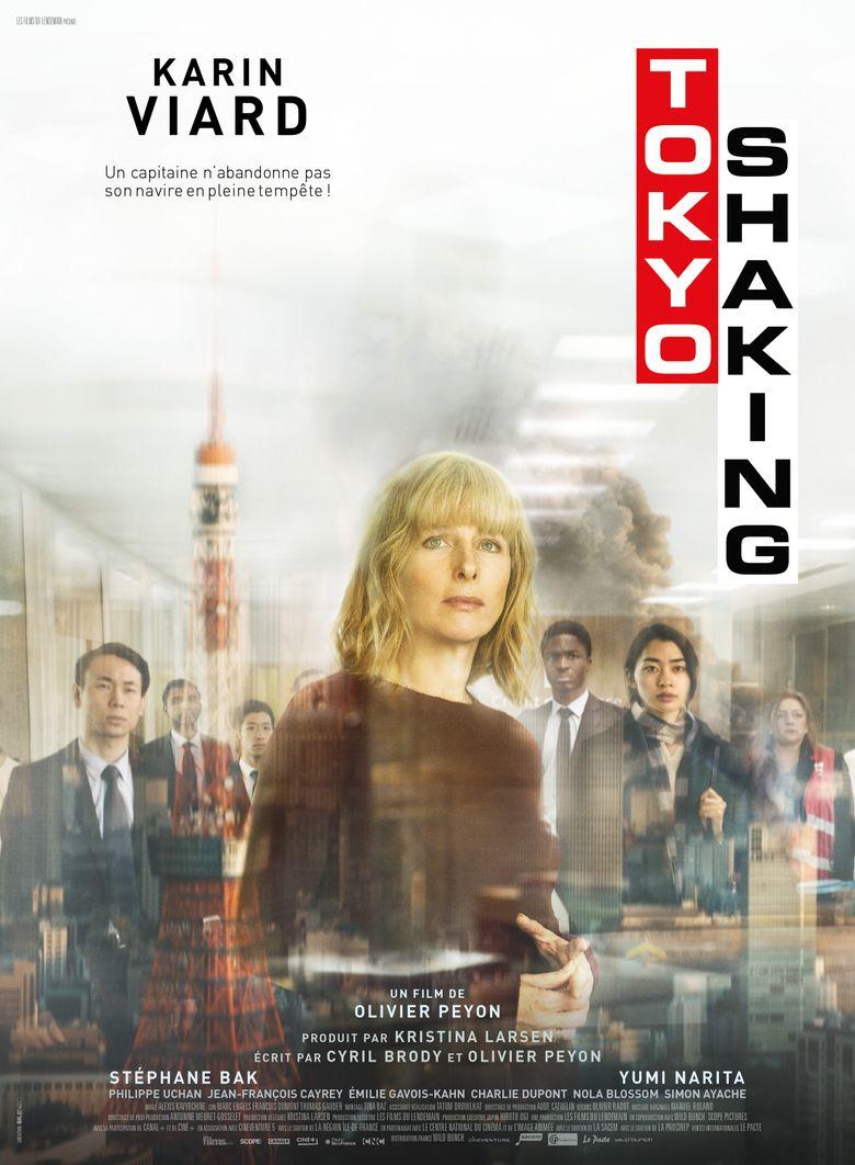 Tokyo Shaking Poster