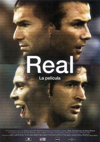 Real, la pelicula Poster
